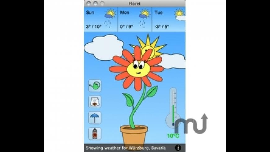 Floret for Mac - review, screenshots