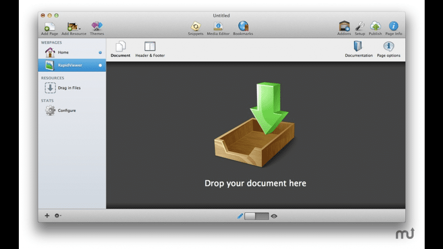 RapidViewer for Mac - review, screenshots