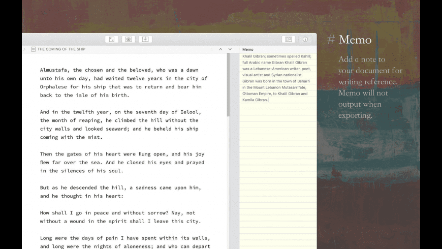WonderPen for Mac - review, screenshots