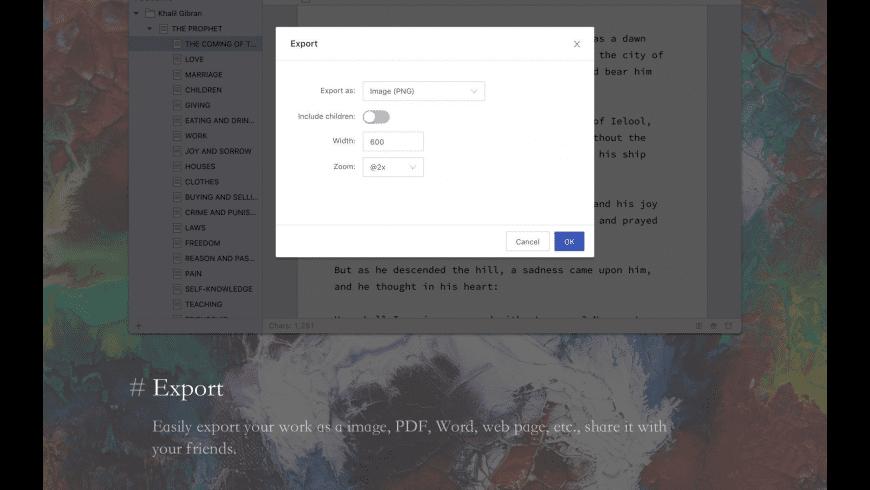 WonderPen for Mac - review, screenshots
