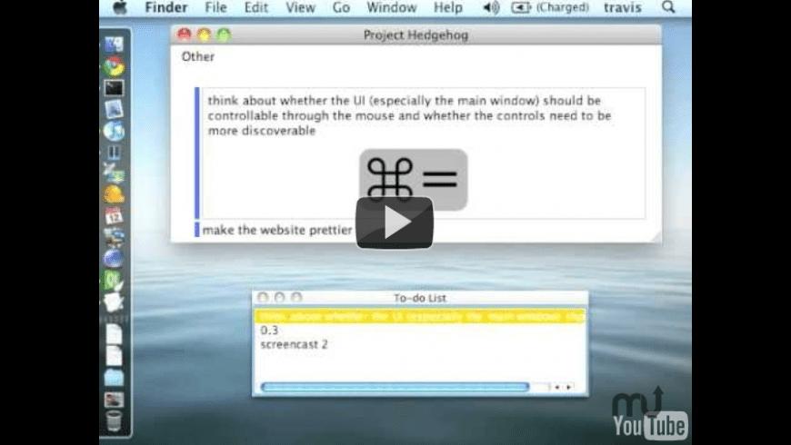 Project Hedgehog for Mac - review, screenshots