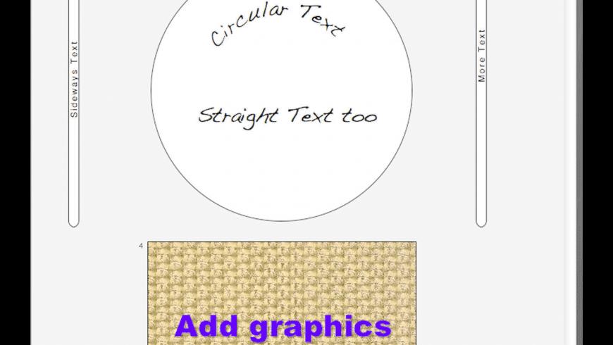 Label Printer Pro for Mac - review, screenshots
