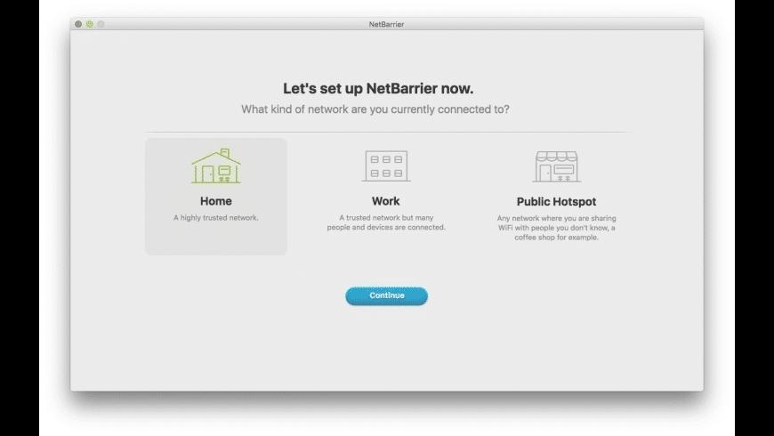 NetBarrier X9 for Mac - review, screenshots