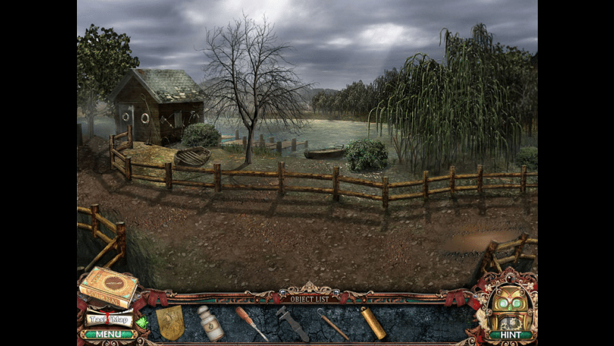 Victorian Mysteries: Woman in White for Mac - review, screenshots