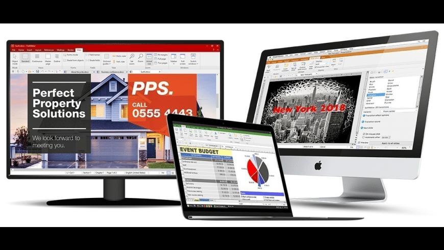 FreeOffice for Mac - review, screenshots