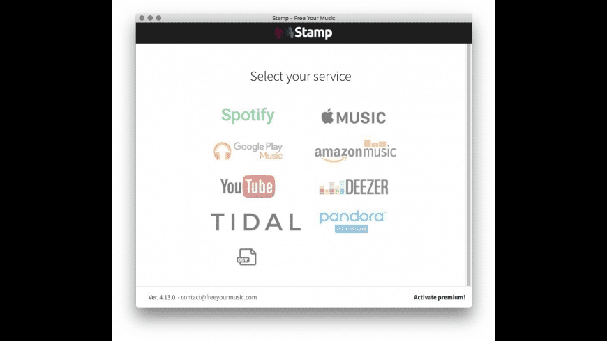 STAMP for Mac - review, screenshots