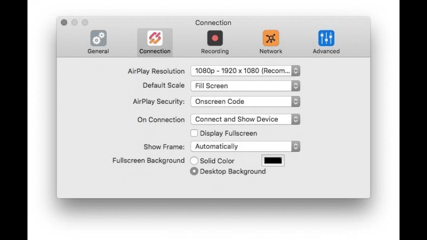 Reflector for Mac - review, screenshots