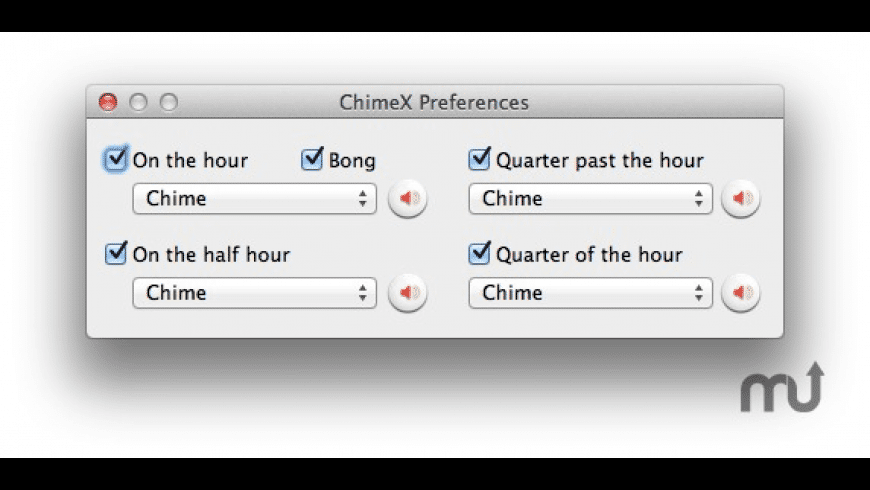 ChimeX for Mac - review, screenshots