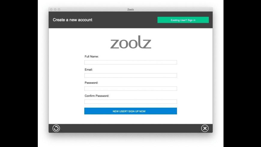 Zoolz for Mac - review, screenshots