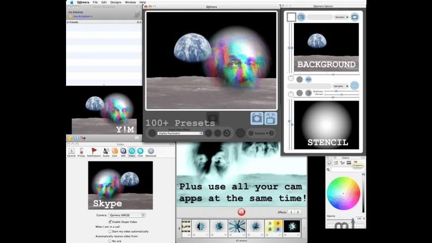 Q@mera for Mac - review, screenshots