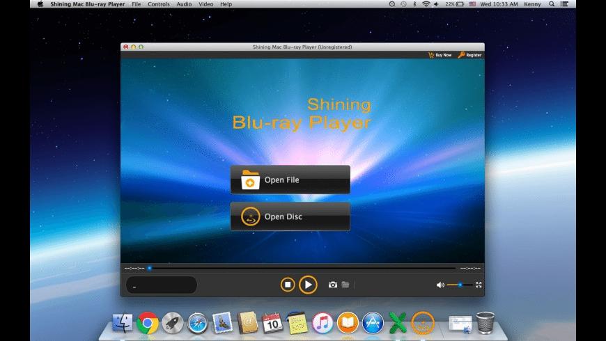 Shining Blu-ray Player for Mac - review, screenshots