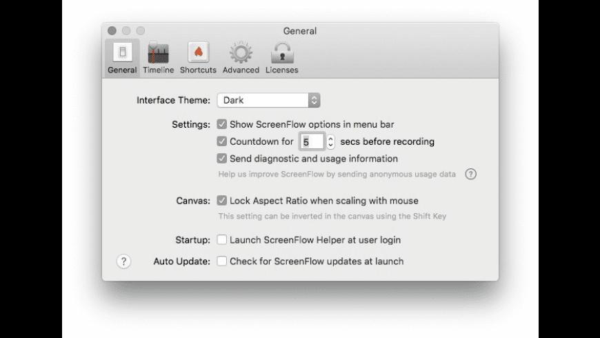 ScreenFlow for Mac - review, screenshots