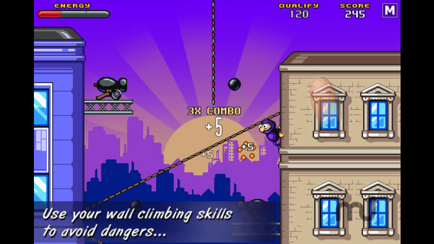 Urban Ninja for Mac - review, screenshots