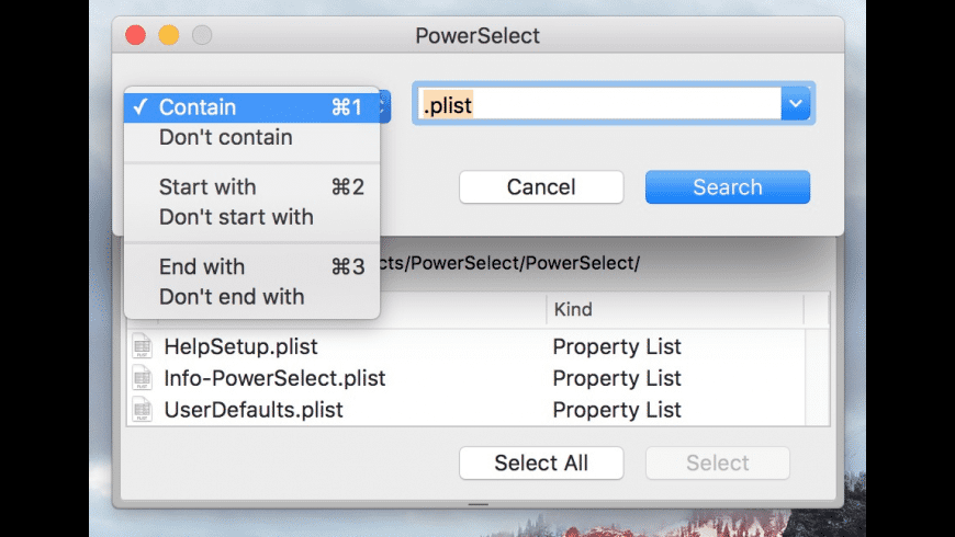PowerRenamer for Mac - review, screenshots