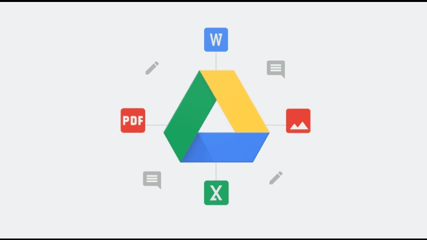 Google Drive for Mac - review, screenshots