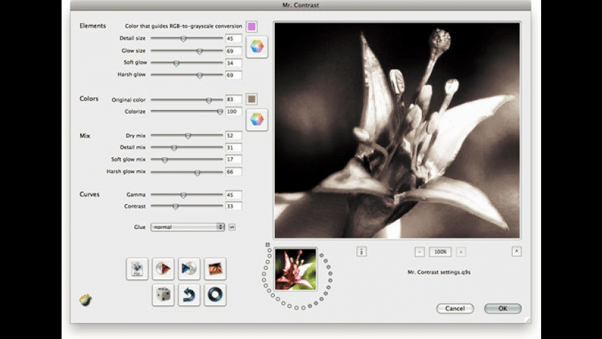 Mr. Contrast for Mac - review, screenshots