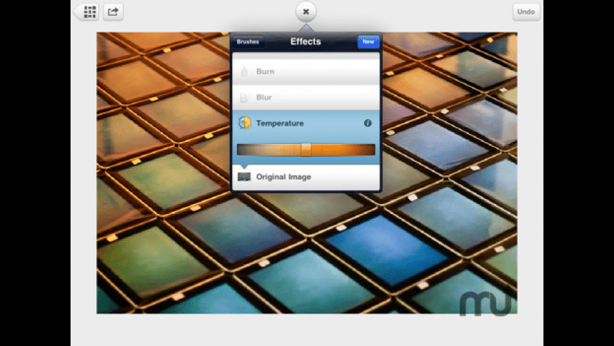 TouchUp for iPad for Mac - review, screenshots