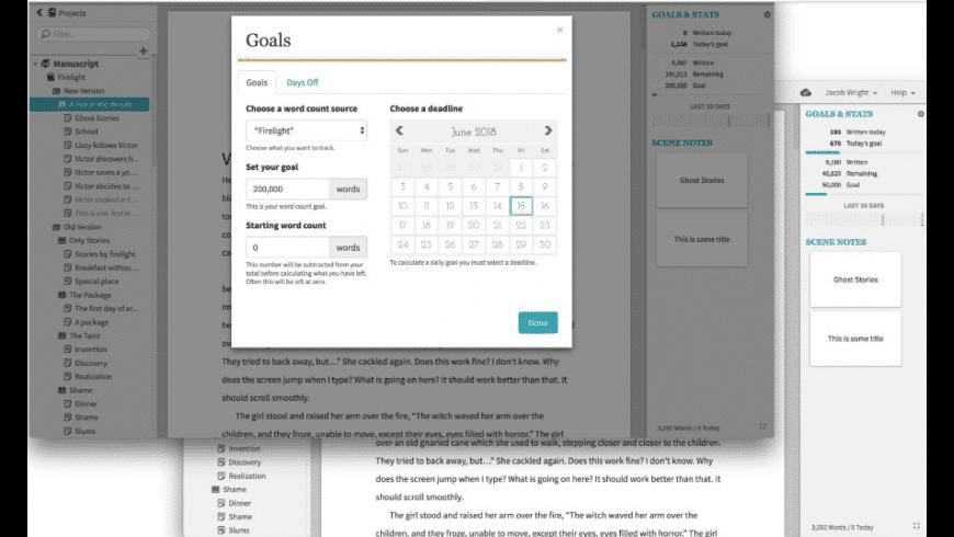 Dabble for Mac - review, screenshots