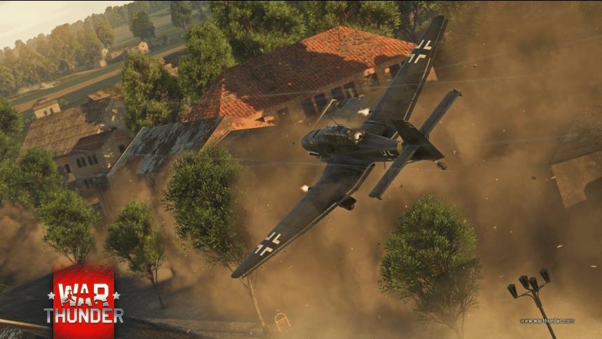 War Thunder for Mac - review, screenshots