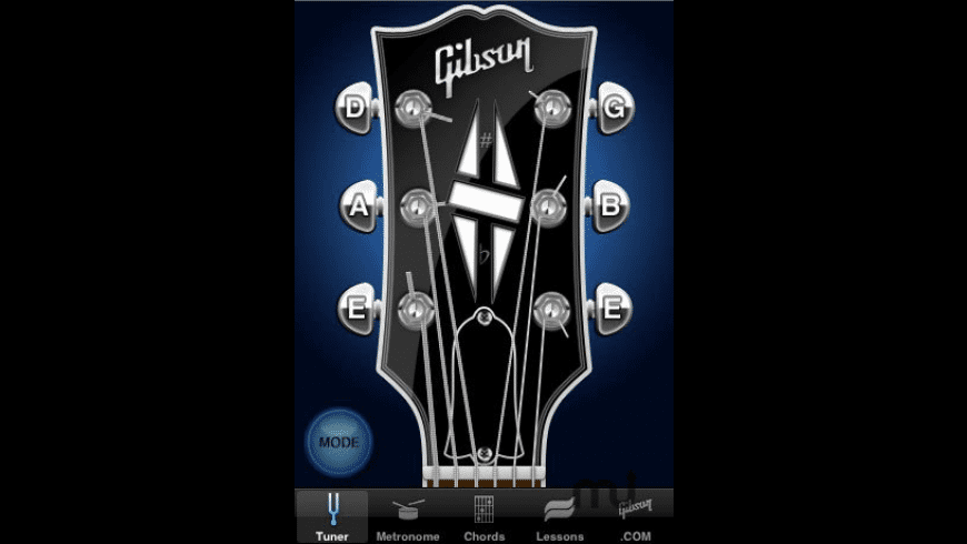 Gibson Learn & Master Guitar Application for Mac - review, screenshots