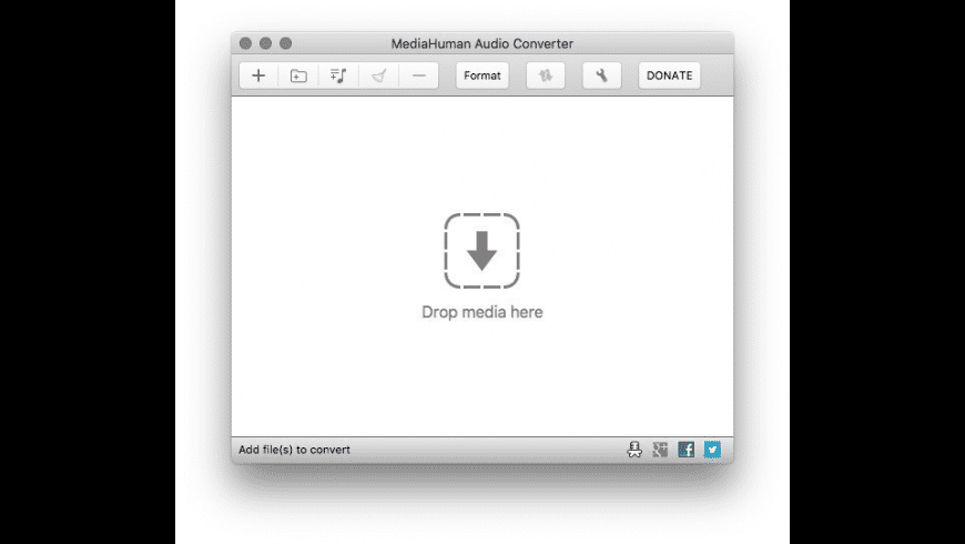 MediaHuman Audio Converter for Mac - review, screenshots