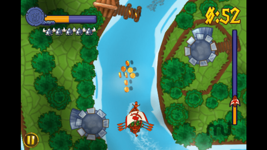 Vikings Row! for Mac - review, screenshots
