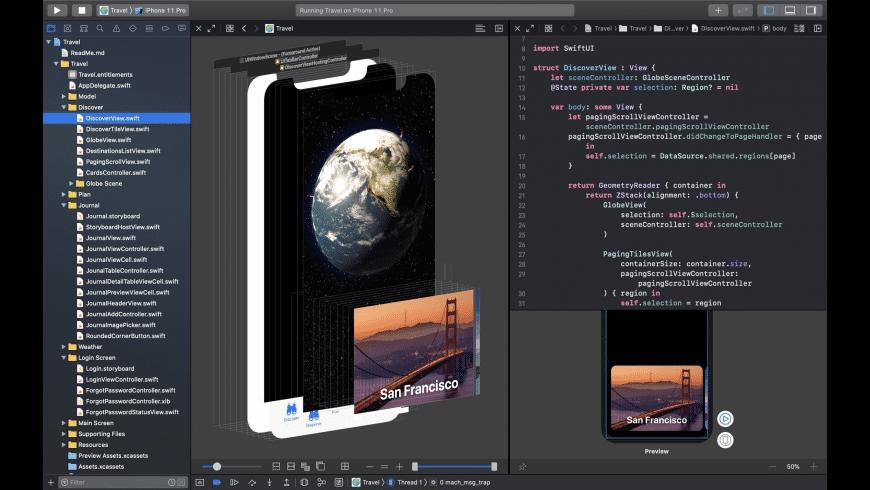 Xcode apple mach-o linker (ld) error group