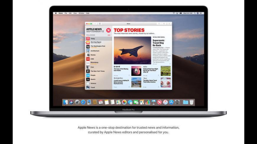 macOS Mojave for Mac - review, screenshots