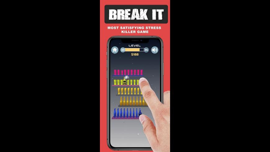 Crack & Break it ! for Mac - review, screenshots