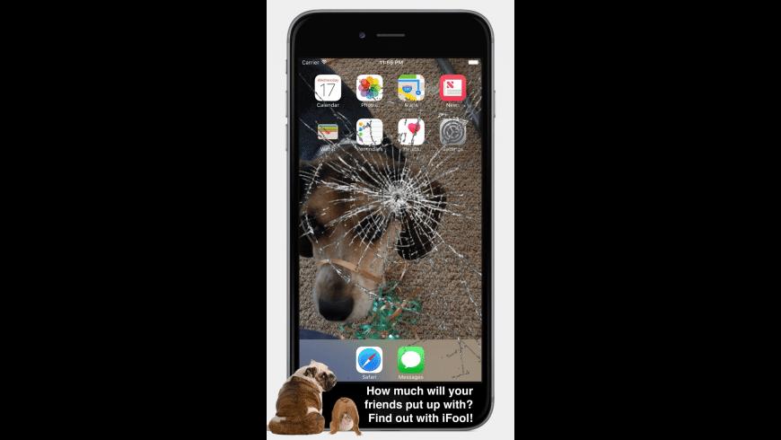 iFool for Mac - review, screenshots