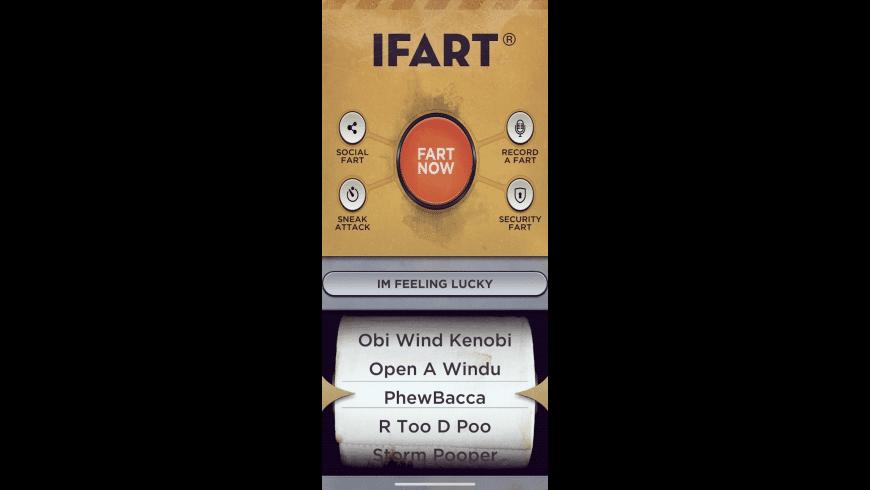 iFart for Mac - review, screenshots