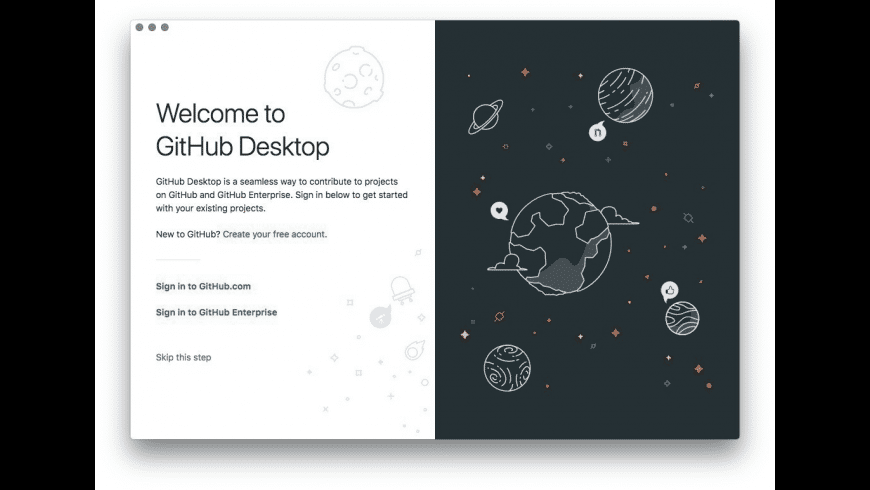 GitHub Desktop for Mac - review, screenshots