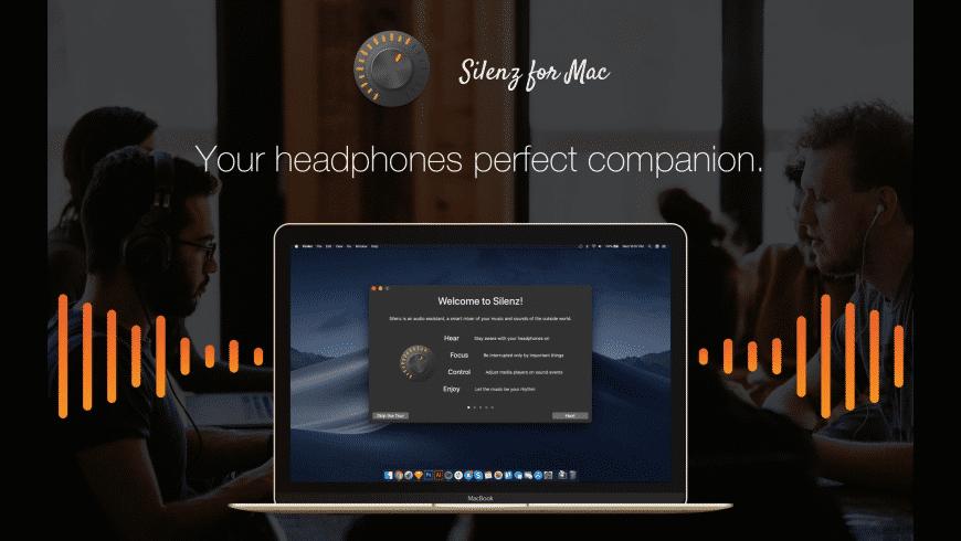 Silenz for Mac - review, screenshots