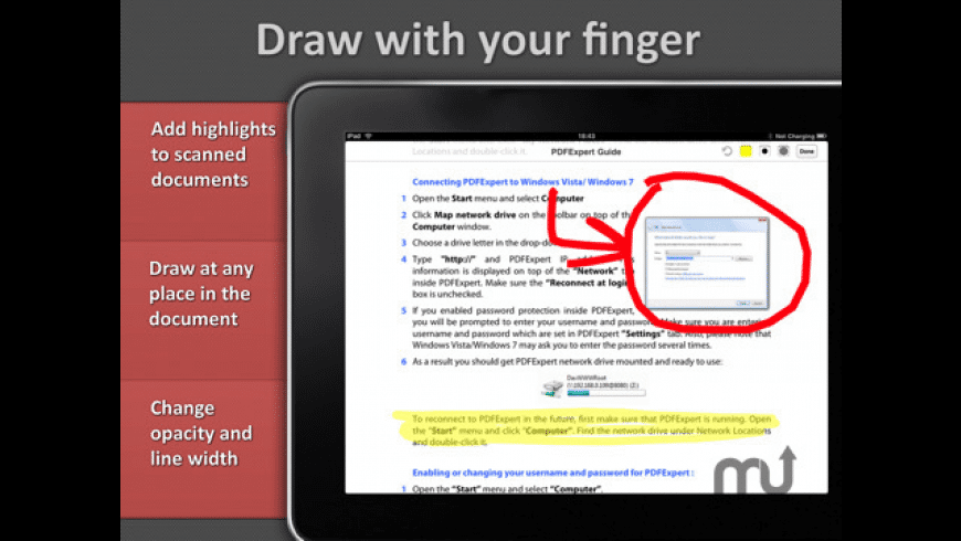 PDF Expert for iPad for Mac - review, screenshots