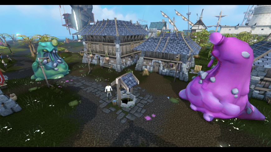 RuneScape for Mac - review, screenshots