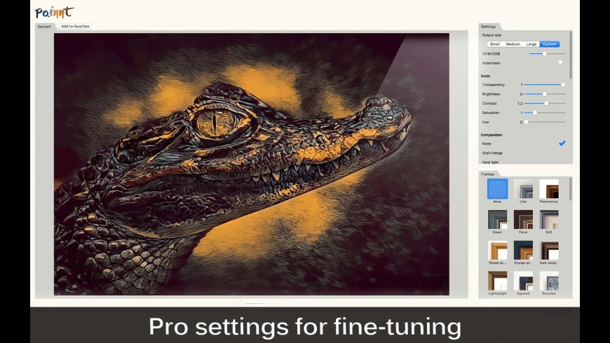 Painnt for Mac - review, screenshots