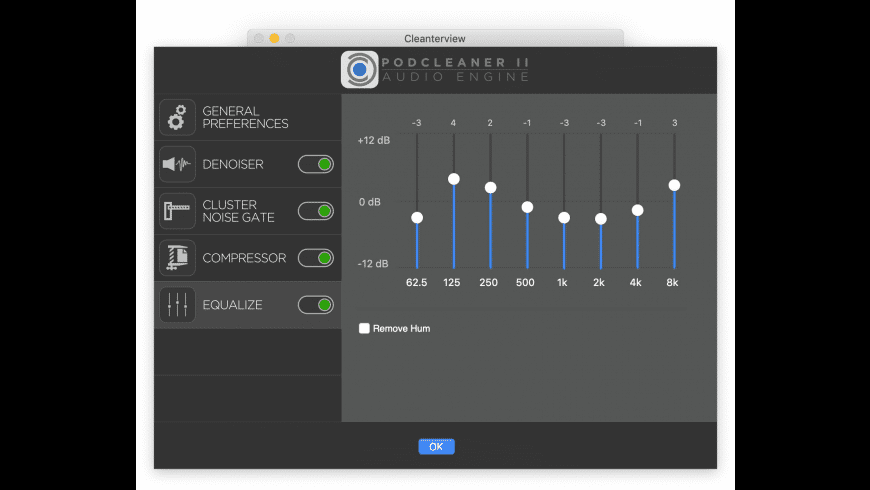 PODucer for Mac - review, screenshots