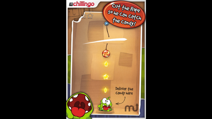 Cut the Rope for Mac - review, screenshots