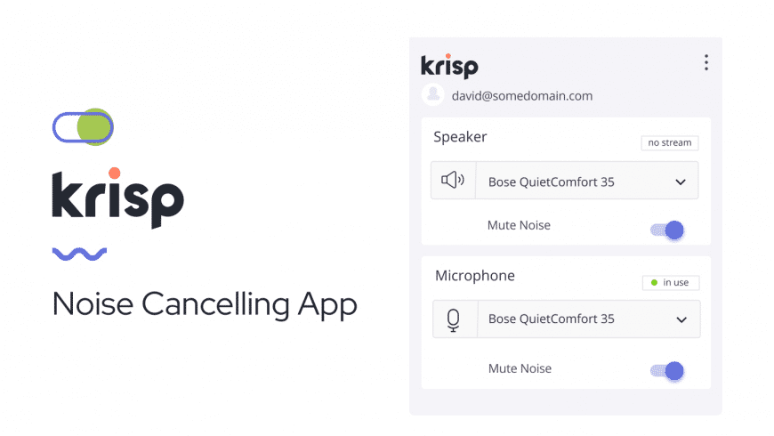 Krisp for Mac - review, screenshots