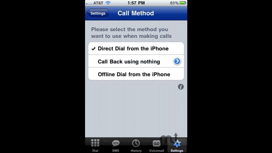 GV Mobile + for Mac - review, screenshots
