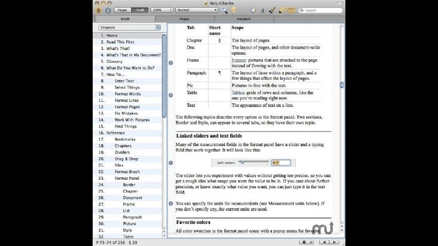 Growly Write for Mac - review, screenshots