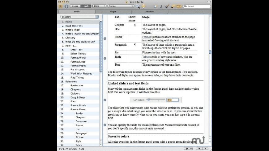 Growly Write for Mac - review, screenshots