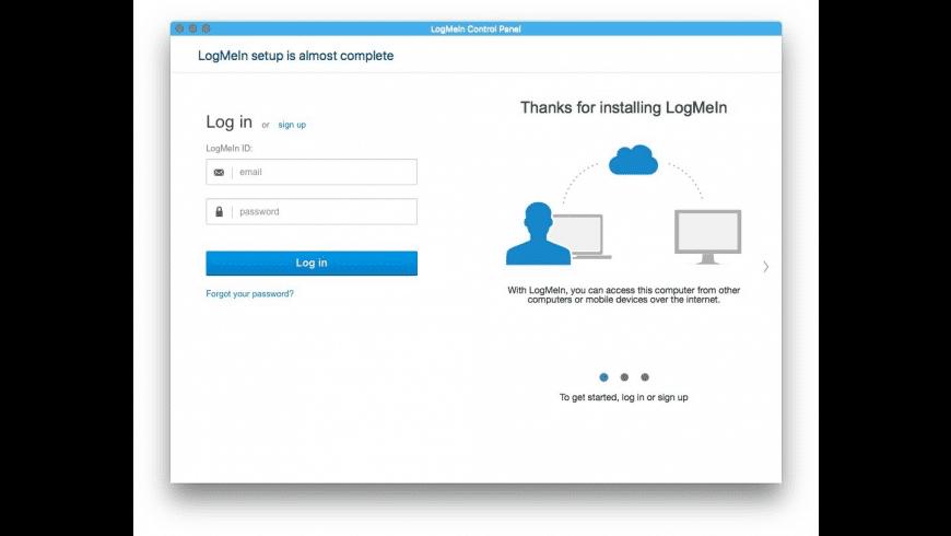 LogMeIn Pro for Mac - review, screenshots