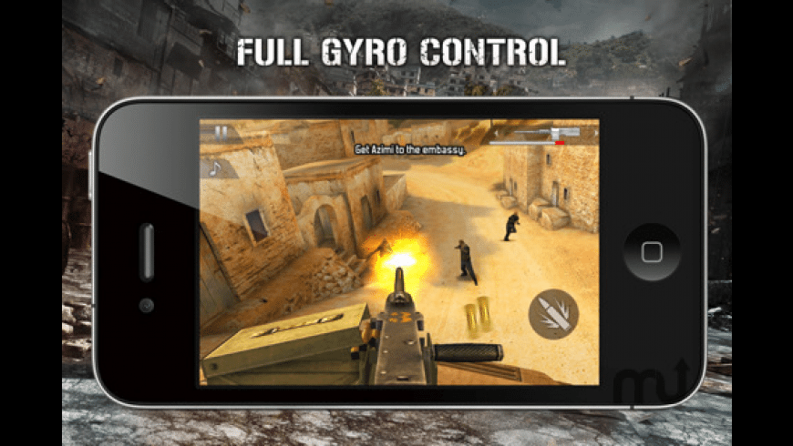Modern Combat 2: Black Pegasus for Mac - review, screenshots