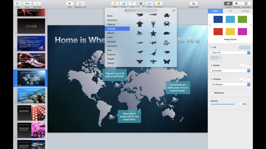 Keynote Software For Mac Free Download