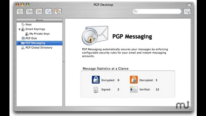 Symantec Encryption Desktop for Mac - review, screenshots
