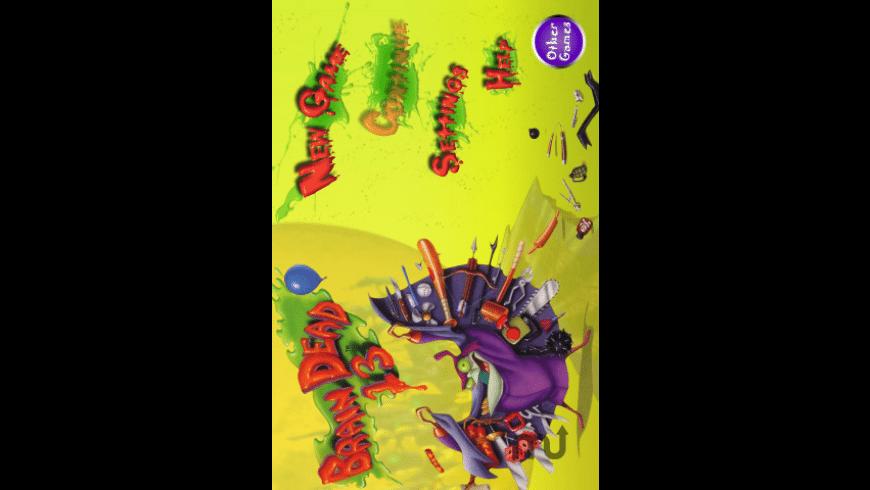 BrainDead 13 for Mac - review, screenshots