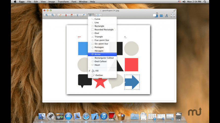 Draw for Mac - review, screenshots