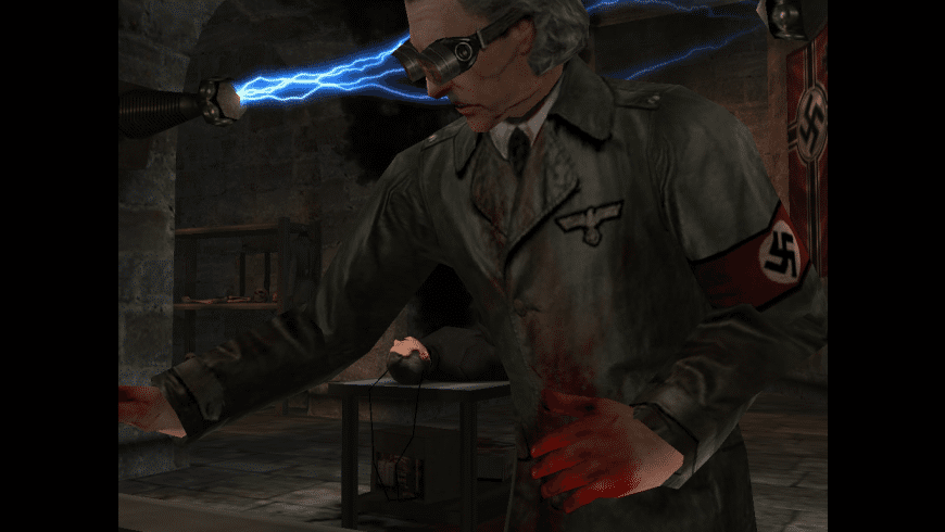 Return to Castle Wolfenstein for Mac - review, screenshots