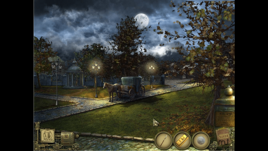 Dark Tales: Edgar Allan Poe CE for Mac - review, screenshots